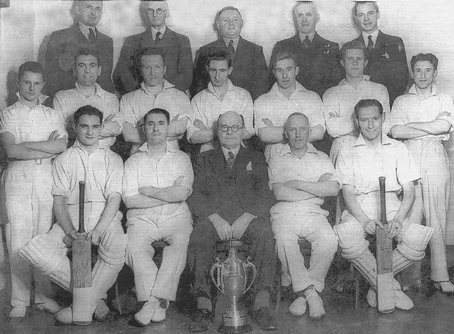 Portadown Cricket 1946 jpg